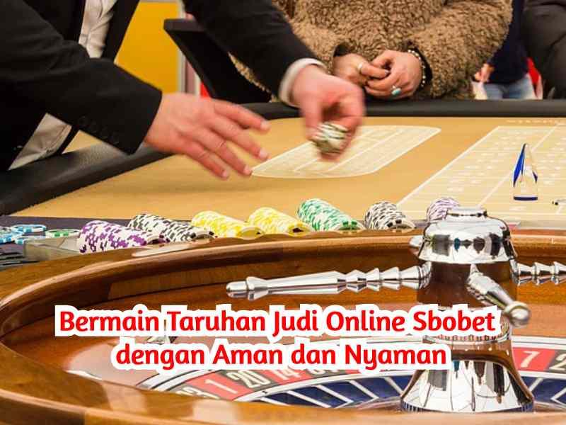 Taruhan Judi Online